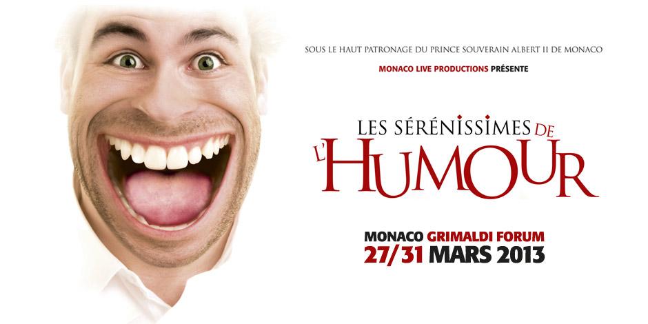 Les Sérénissimes de l'Humour 2013