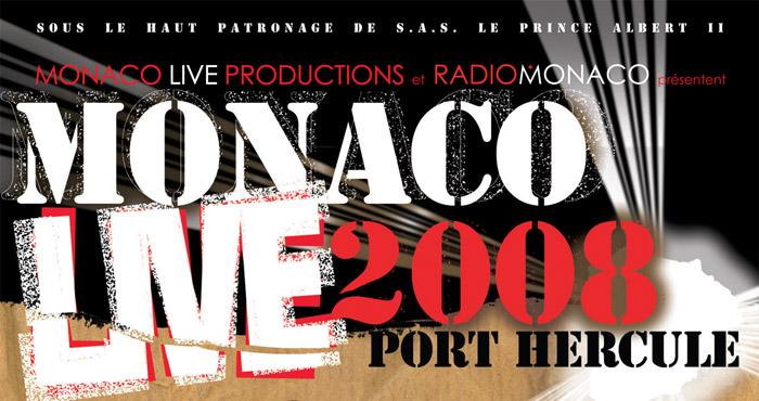 Monaco Live Music 2008