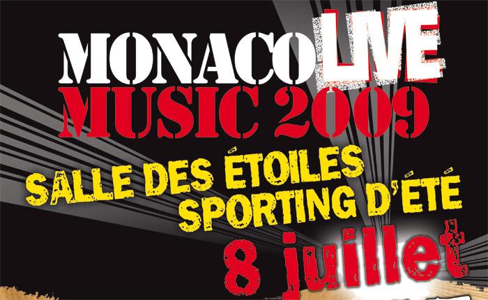 Monaco Live Music 2009