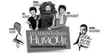 Les Sérénissimes de l'Humour 2014